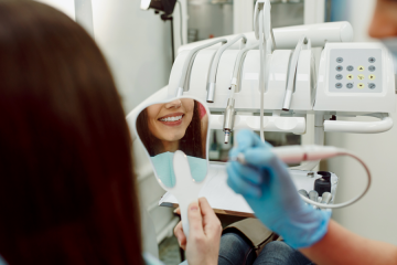Technological advancements in dentistry to get permanent teeth in 3 days